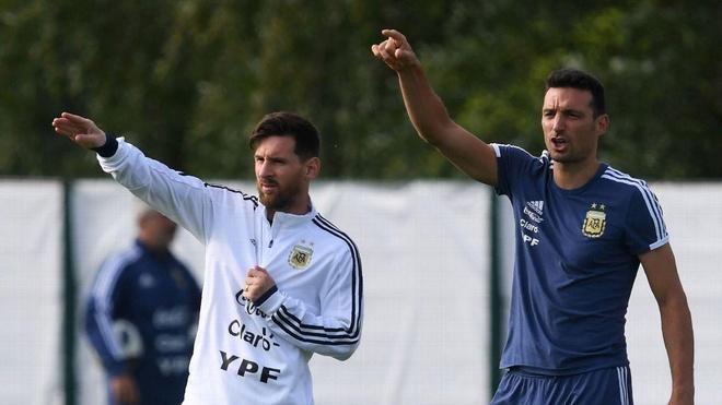 HLV Argentina: 'Toi se nghi huu som neu vo dich Copa America' hinh anh 1