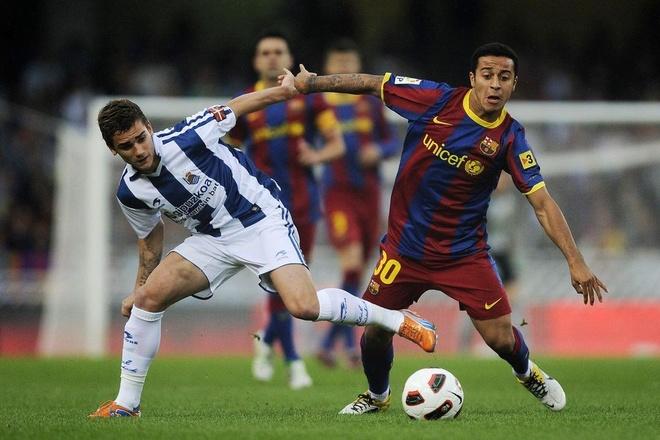 Griezmann tung tu choi loi moi cua HLV Pep Guardiola va Barca hinh anh 1