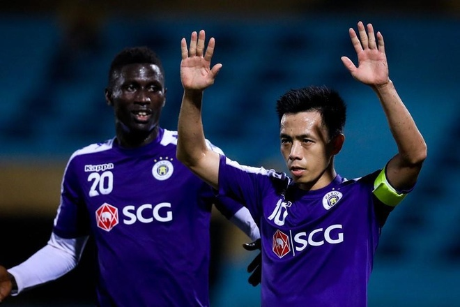 Highlights AFC Cup: CLB Ha Noi 2-1 Ceres Negros hinh anh