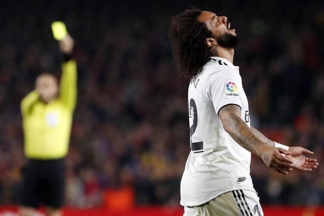 Marcelo muốn rời Real Madrid trong mùa hè này