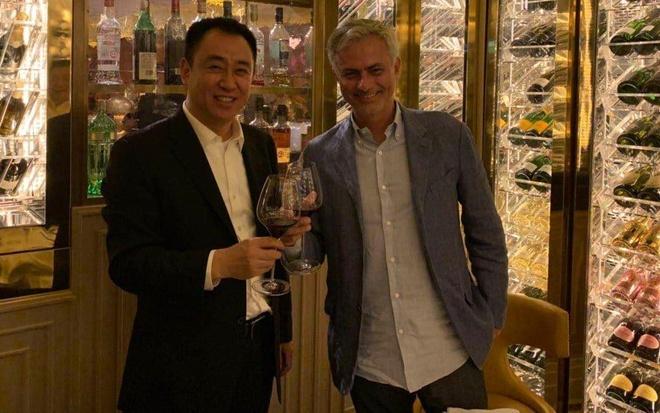 Jose Mourinho tu choi muc dai ngo ky luc cua doi bong Trung Quoc hinh anh 1