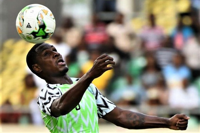 Highlights tuyen Nigeria gianh huy chuong dong tai cup chau Phi hinh anh