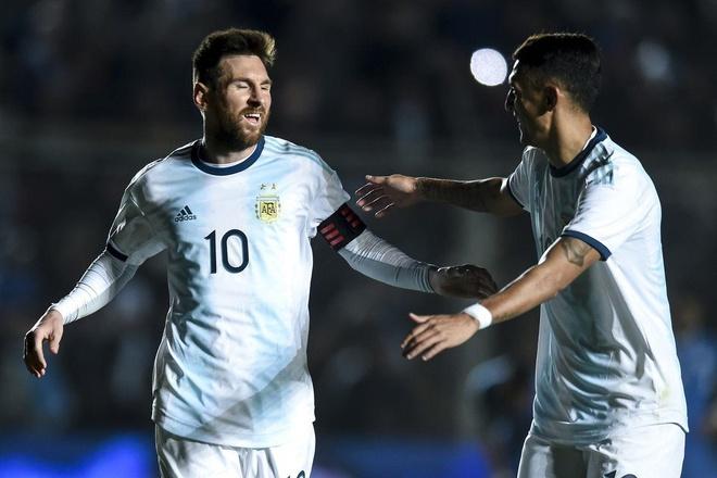 chuyen nhuong bong da,  Messi Argentina,  Tottenham mua cau thu,  Ngoai hang Anh anh 1