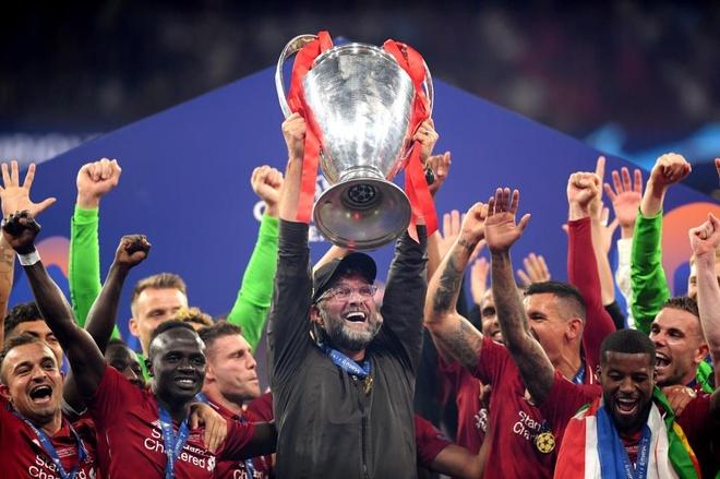 HLV Klopp: 'That kho de tuong tuong ngay roi Liverpool' hinh anh 1