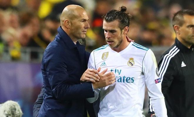 Nguoi dai dien cua Bale vi HLV Zidane la noi o nhuc hinh anh 1