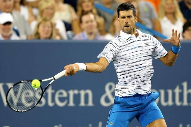 Djokovic thua nguoc tai ban ket Cincinnati hinh anh