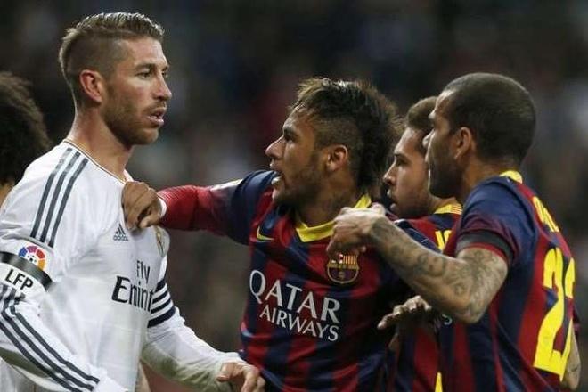 Sergio Ramos: 'Noi ve Neymar la thieu ton trong cau thu Real' hinh anh 1