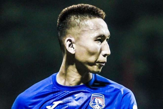 CLB Quang Ninh thua doi Binh Duong trong ngay vang Mac Hong Quan hinh anh
