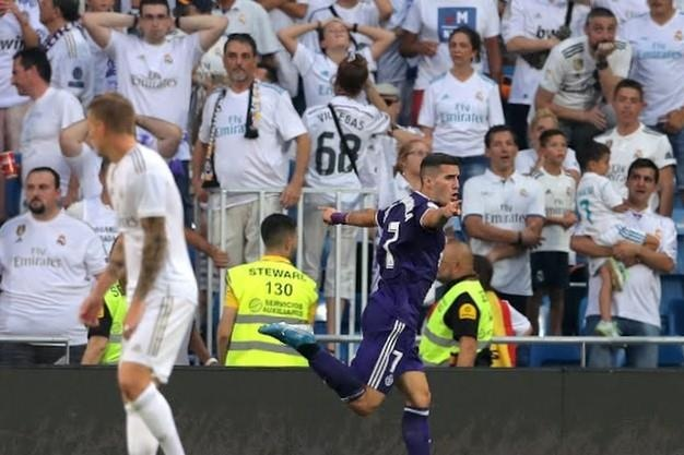 Real Madrid hoa Real Valladolid anh 2