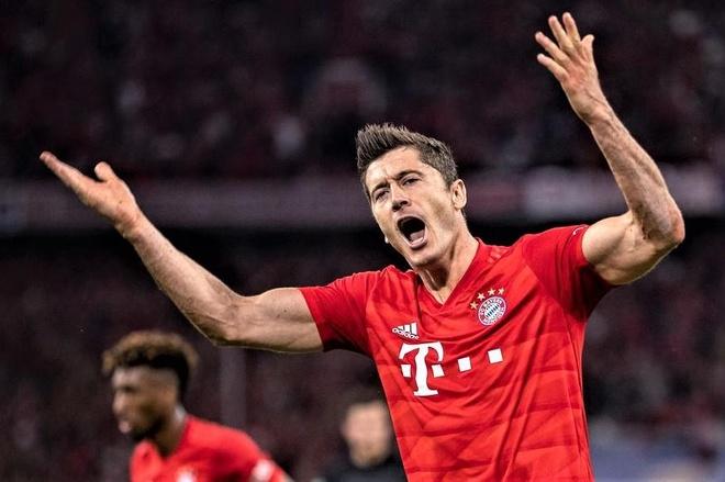 Bayern mat co hoi vuon len ngoi dau sau tran hoa Leipzig hinh anh