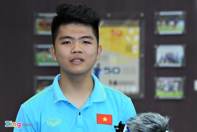 U19 Viet Nam anh 1