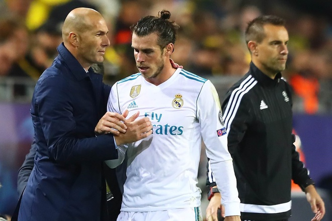 Gareth Bale tiep tuc vo ky luat o Real Madrid hinh anh 1