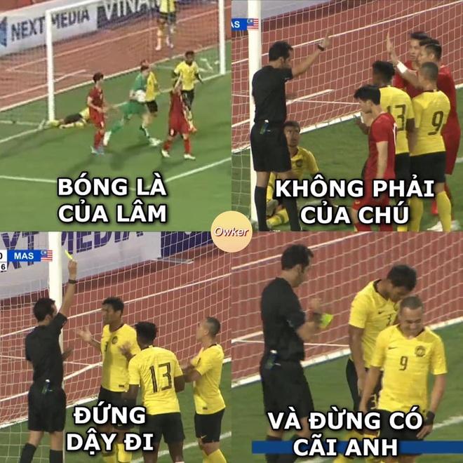 Ban thang cua Quang Hai truyen cam hung cho cong dong mang hinh anh 4