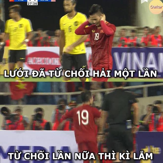 Ban thang cua Quang Hai truyen cam hung cho cong dong mang hinh anh 1