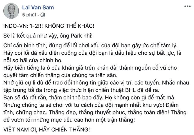 du doan ket qua Viet Nam gap Indonesia anh 1