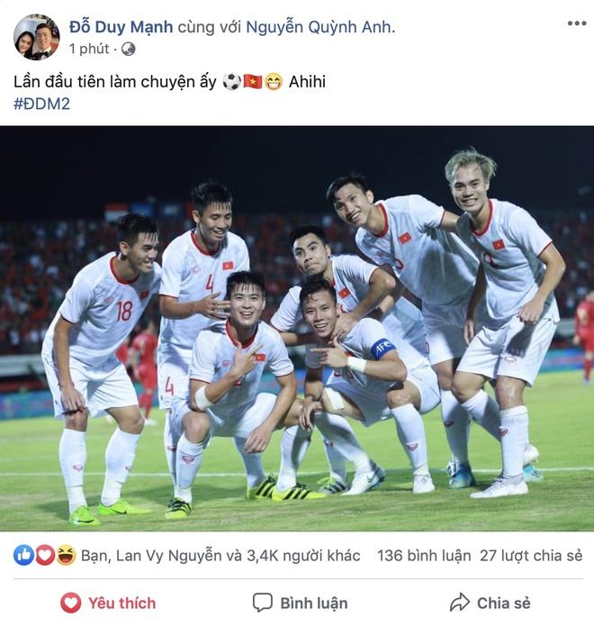 Tuyen thu Viet Nam noi gi sau chien thang truoc Indonesia? hinh anh 1