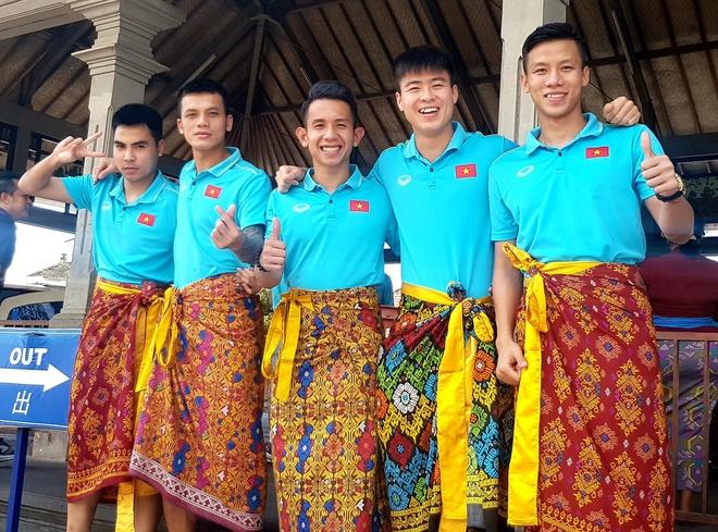 Tuyen Viet Nam tham quan Bali sau chien thang truoc Indonesia hinh anh 4