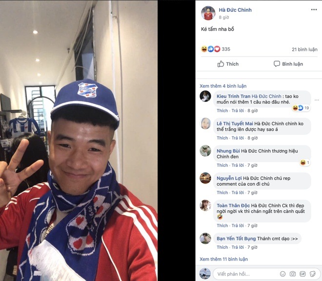 Van Lam thuong thuc mon bun cha trong ngay duoc nghi tap hinh anh 6