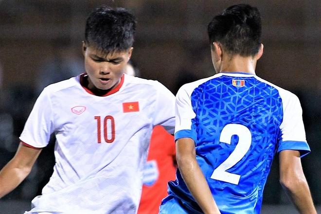 Pha lap cong an dinh chien thang 3-0 cua U19 Viet Nam hinh anh