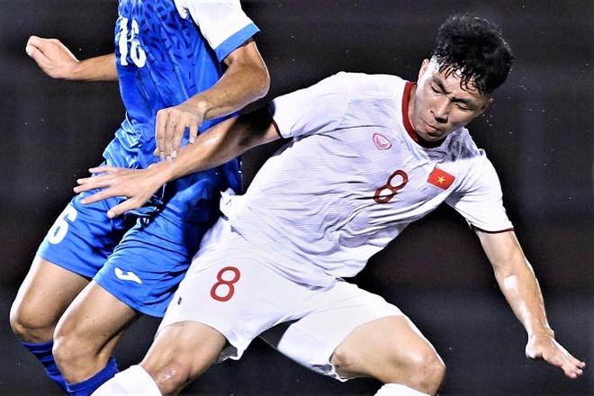 Highlights vong loai U19 chau A: Viet Nam 3-0 Mong Co hinh anh