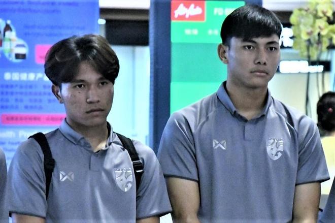 U19 Thai Lan ve nuoc sau khi bi loai khoi giai chau A hinh anh