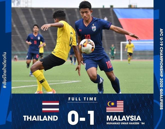 HLV Nishino cho bai tuong U19 Thai Lan co hoi sua sai hinh anh 1