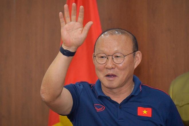 HLV Park Hang-seo: 'UAE thua Thai Lan dau co gi dac biet' hinh anh