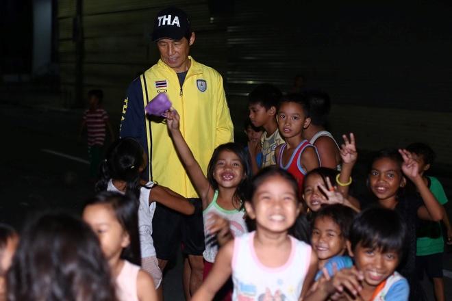 U22 Thai Lan gap nhieu su co trong ngay dau o Philippines hinh anh 1
