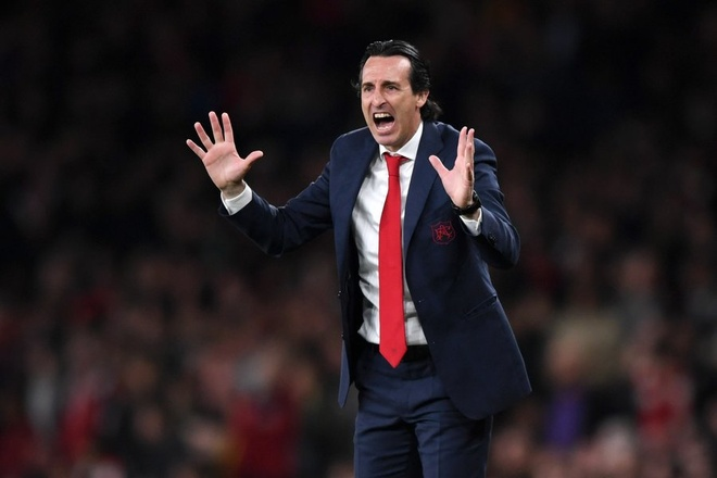 Arsenal sa thai Unai Emery, chon Ljungberg lam HLV tam quyen hinh anh 1