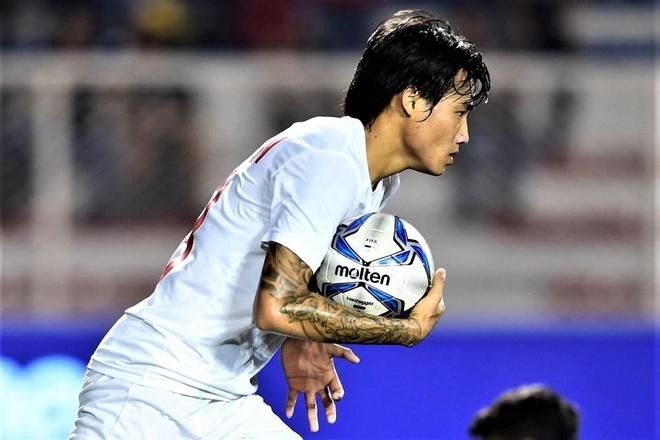 Kaung Mann rut ngan cach biet cho U22 Myanmar truoc Indonesia hinh anh