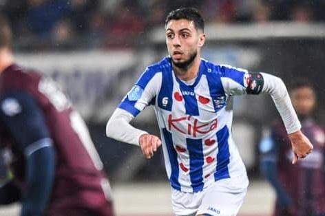 Highlights Heerenveen thua 1-2 truoc Willem II tren san nha hinh anh