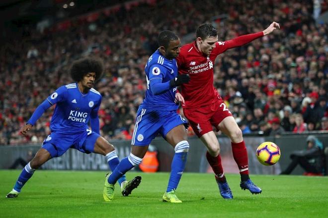 'Tran dau voi Leicester se quyet dinh so phan cua Liverpool' hinh anh 1 liv_lei.jpg