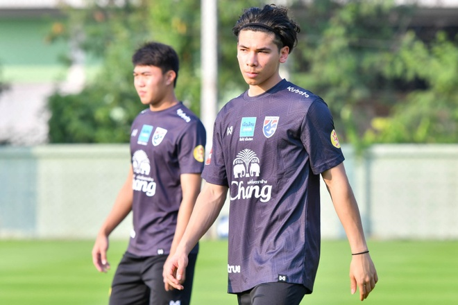Sao tre Fulham: 'Thai Lan chi kem may man o SEA Games' hinh anh 1 ben_davis_1.jpg