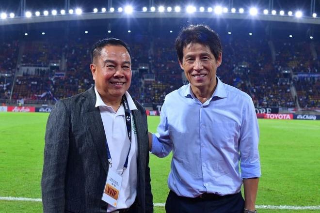 'Muc tieu quan trong nhat cua Thai Lan la World Cup 2026' hinh anh 1 nishino.jpg