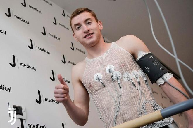 Juventus sap co tan binh dau tien o ky chuyen nhuong mua dong hinh anh 1 kulusevski.jpg