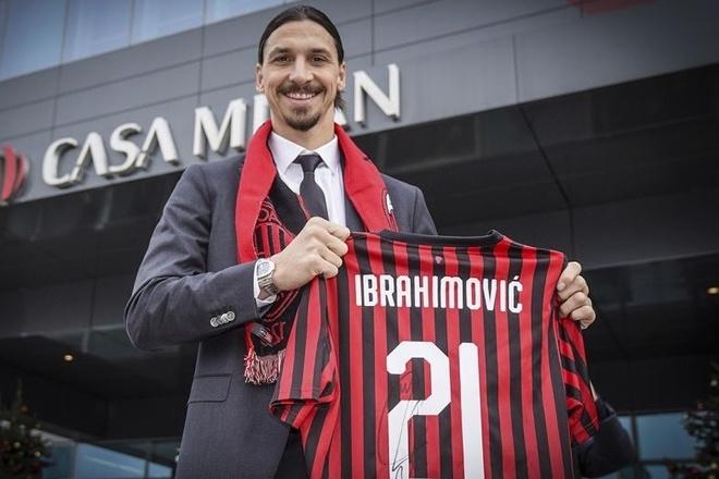 Ibra ve AC Milan anh 1