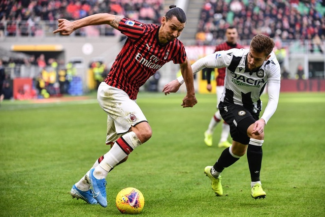 Ibrahimovic di vao lich su Serie A sau chien thang cua AC Milan hinh anh 1 ibra2.jpg