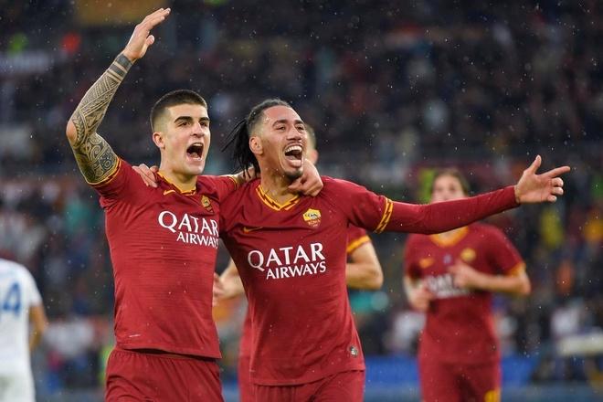 Man Utd quyet khong giam gia ban Smalling cho AS Roma hinh anh 1 smalling_2.jpg