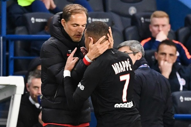 Mbappe gap ban lanh dao PSG de giai quyet mau thuan hinh anh 1 mbappe2.jpg