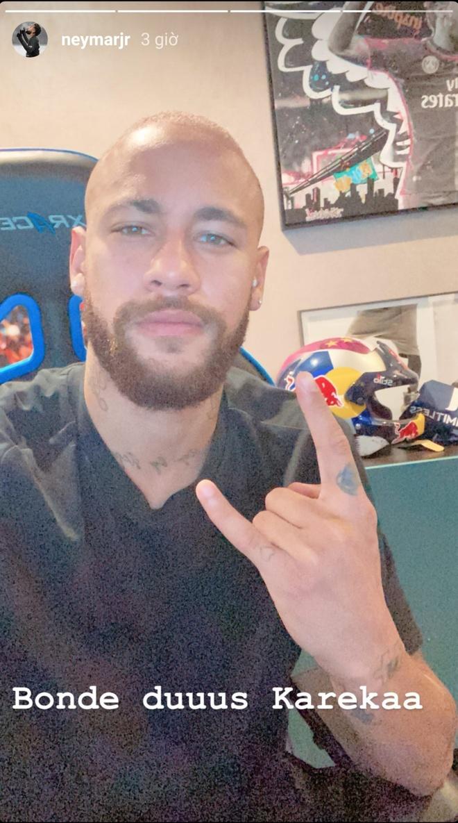 Neymar cao troc nhu Mourinho hinh anh 1 neymar.jpg
