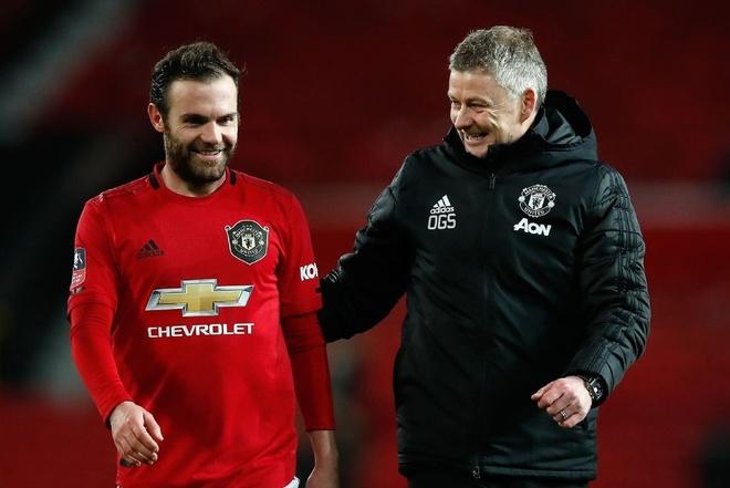 Mata chung minh tam anh huong trong phong thay do Man Utd hinh anh 1 mata2.jpg
