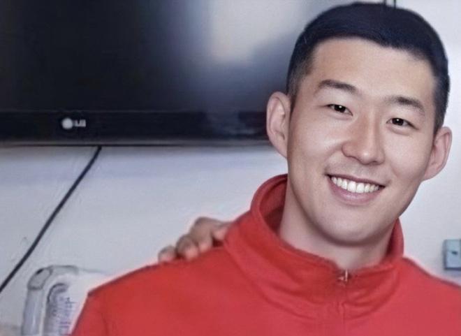 Son Heung-min huan luyen quan su anh 1