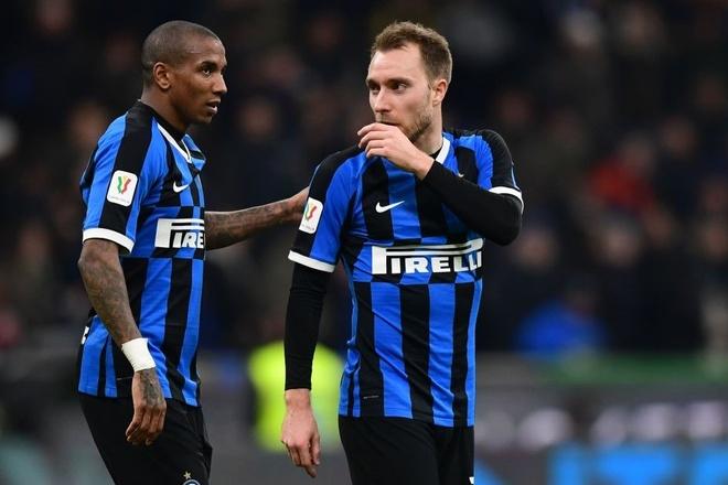 Eriksen sang Inter Milan anh 1