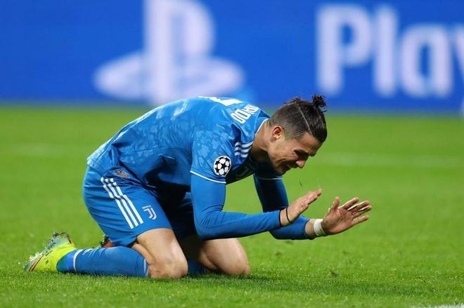 Champions League tro lai anh 1