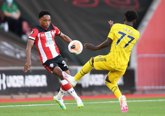 Arsenal vs Southampton anh 2