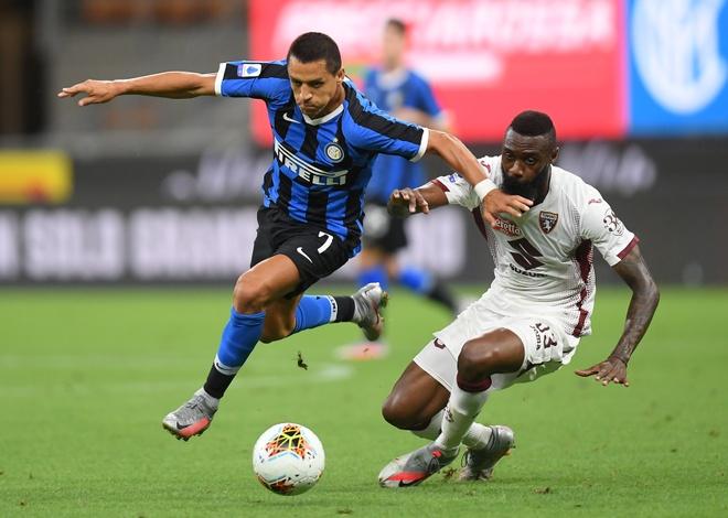 Inter Milan dau voi Torino anh 1