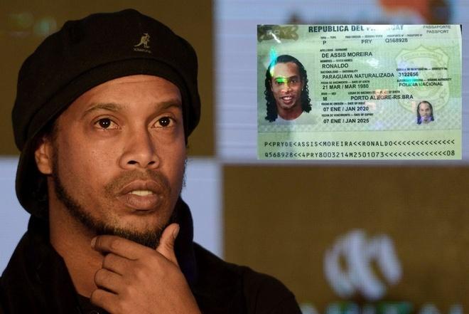Ronaldinho vao tu anh 1