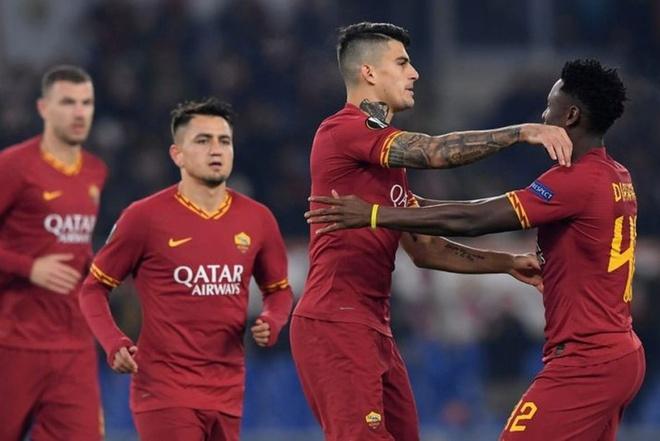 AS Roma bi ban anh 1