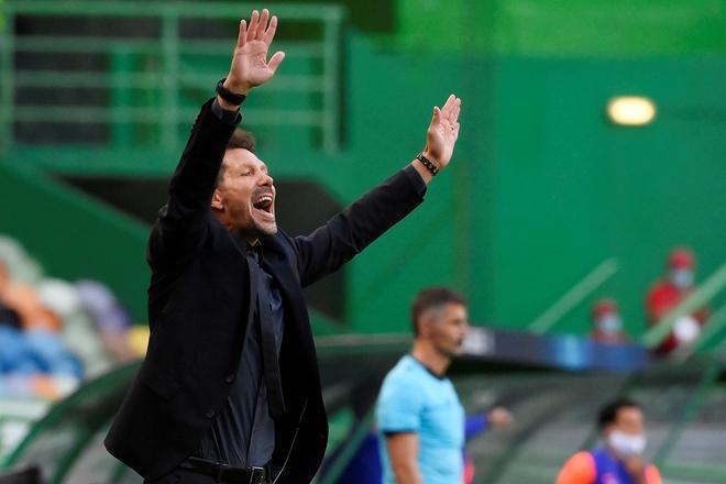Leipzig dau voi Atletico Madrid anh 1