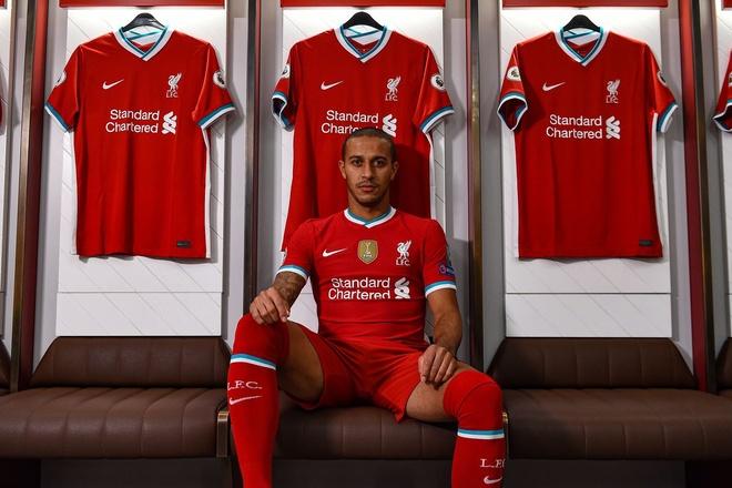 Liverpool chieu mo Thiago anh 1